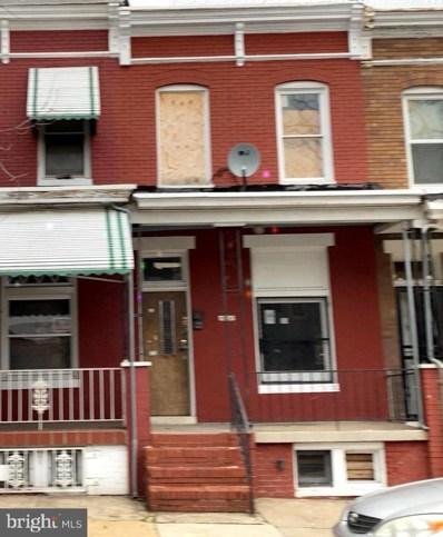 1658 Normal Avenue, Baltimore, MD 21213 - MLS#: MDBA499584