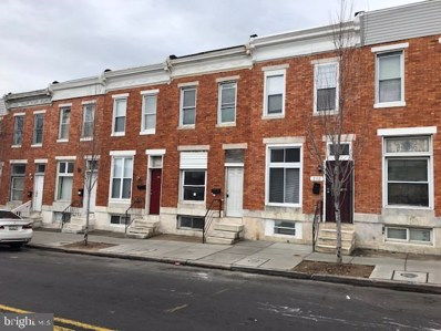 210 N Ellwood Avenue, Baltimore, MD 21224 - #: MDBA499606