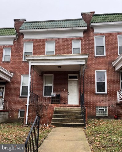 14 S Tremont Road, Baltimore, MD 21229 - #: MDBA499614