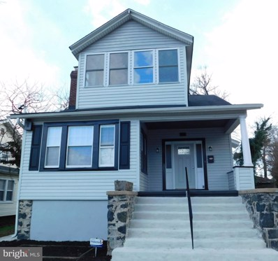 4811 Norwood Avenue, Baltimore, MD 21207 - #: MDBA499662