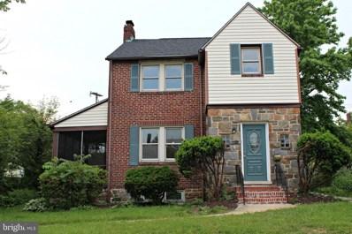 3608 Dennlyn Road, Baltimore, MD 21215 - #: MDBA499678