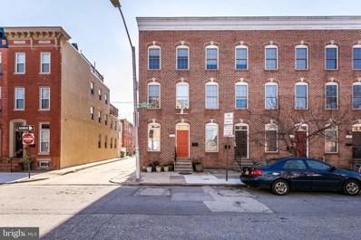 2119 E Fairmount Avenue, Baltimore, MD 21231 - #: MDBA499682