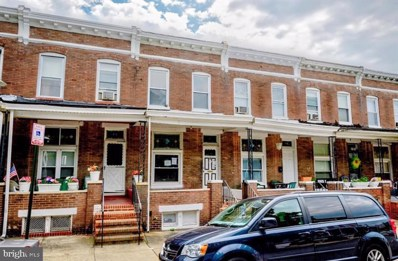 2111 Cliftwood Avenue, Baltimore, MD 21213 - #: MDBA499768