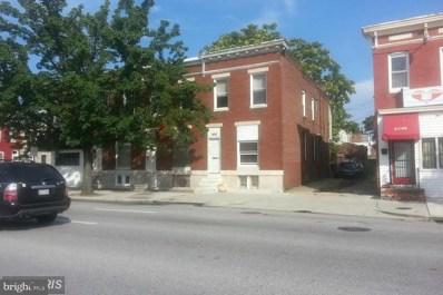 2145 Harford Road, Baltimore, MD 21218 - MLS#: MDBA499820
