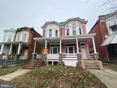 3820 Fairview Avenue, Baltimore, MD 21216 - #: MDBA499866