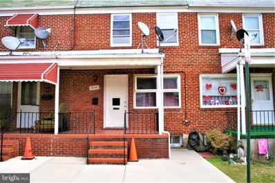 825 Umbra Street, Baltimore, MD 21224 - #: MDBA499870