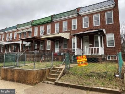 5301 Maple Avenue, Baltimore, MD 21215 - #: MDBA499874