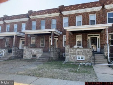 3055 Mayfield Avenue, Baltimore, MD 21213 - #: MDBA499886