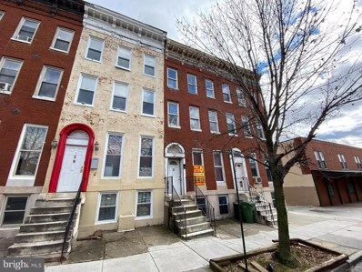 17 N Calhoun Street, Baltimore, MD 21223 - #: MDBA499896