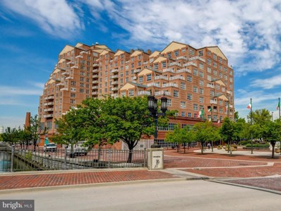 250 President Street UNIT 1202, Baltimore, MD 21202 - MLS#: MDBA499904