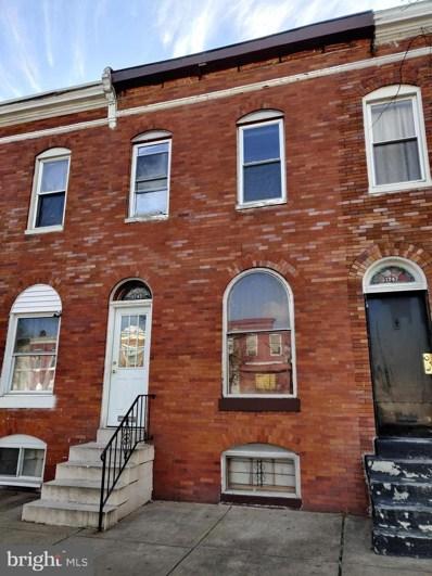 1745 Wilkens Avenue, Baltimore, MD 21223 - #: MDBA499910