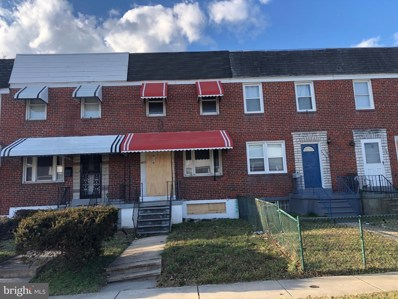 4872 Greencrest Road, Baltimore, MD 21206 - #: MDBA499916