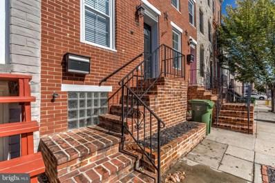 908 Ramsay Street, Baltimore, MD 21223 - #: MDBA499952