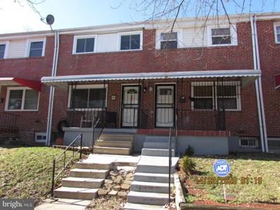 2124 NW Koko Lane, Baltimore, MD 21216 - #: MDBA500008