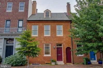 525 S Sharp Street, Baltimore, MD 21201 - #: MDBA500044