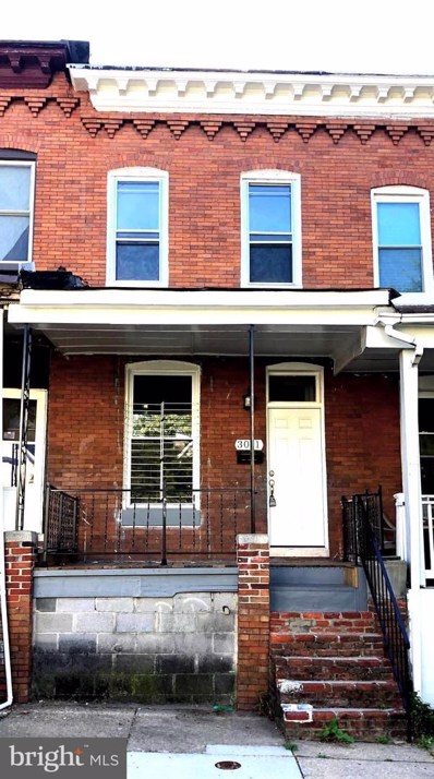 3011 Ellerslie Avenue, Baltimore, MD 21218 - #: MDBA500068