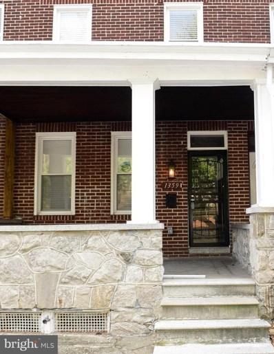1359 Gorsuch Avenue, Baltimore, MD 21218 - #: MDBA500074