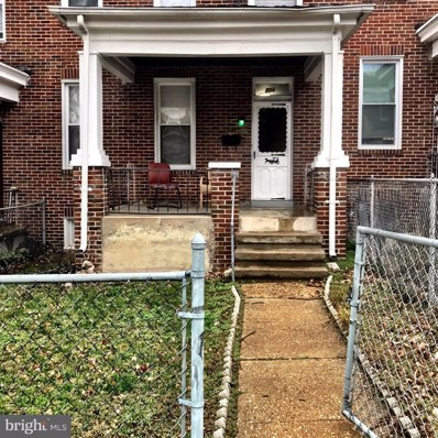 705 Mount Holly Street, Baltimore, MD 21229 - #: MDBA500078