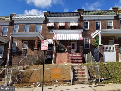 610 Allendale Street, Baltimore, MD 21229 - #: MDBA500126