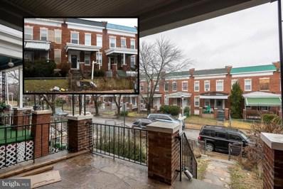 306 Lyndhurst Street, Baltimore, MD 21229 - #: MDBA500138