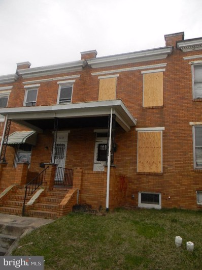 2455 Washington Boulevard, Baltimore, MD 21230 - #: MDBA500200