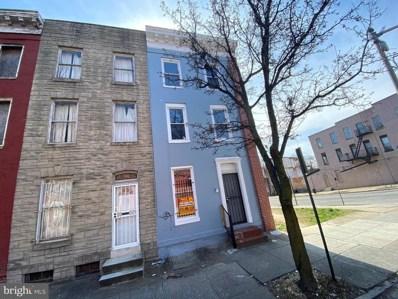 1735 W Pratt Street, Baltimore, MD 21223 - #: MDBA500204