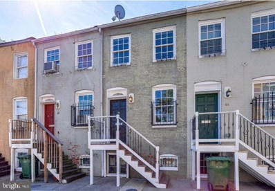 46 S Stockton Street, Baltimore, MD 21223 - #: MDBA500226