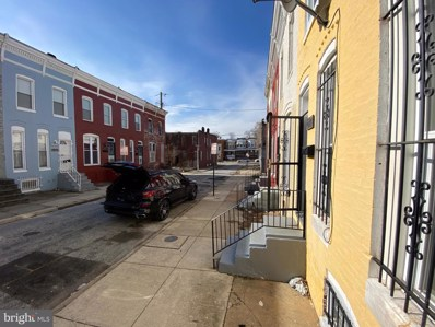 2114 Ridgehill Avenue, Baltimore, MD 21217 - #: MDBA500230