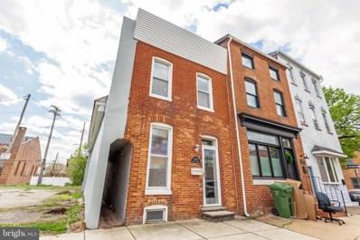 3105 Elliott Street, Baltimore, MD 21224 - #: MDBA500234