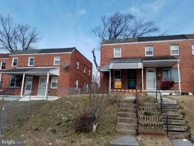 800 Glenwood Avenue, Baltimore, MD 21212 - #: MDBA500252