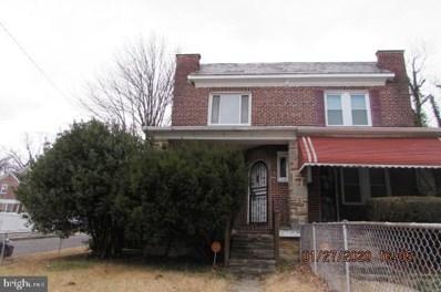 3710 Eldorado Avenue, Baltimore, MD 21207 - #: MDBA500256