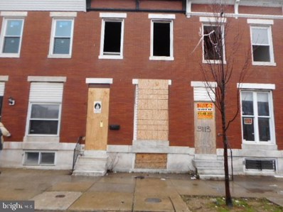3115 E Monument Street, Baltimore, MD 21205 - #: MDBA500300