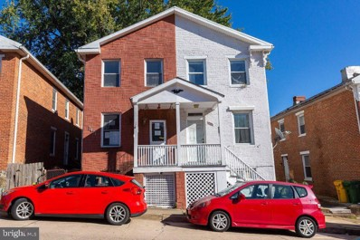 3437 Ash Street, Baltimore, MD 21211 - #: MDBA500304