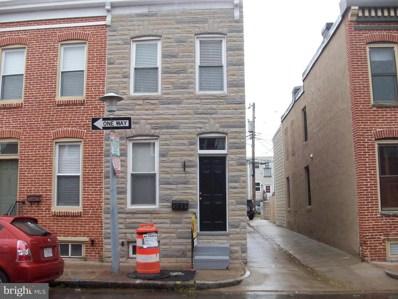1703 Patapsco Street, Baltimore, MD 21230 - #: MDBA500330