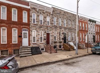 1213 W Cross Street, Baltimore, MD 21230 - #: MDBA500448