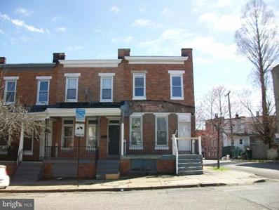 2229 Sidney Avenue, Baltimore, MD 21230 - #: MDBA500462