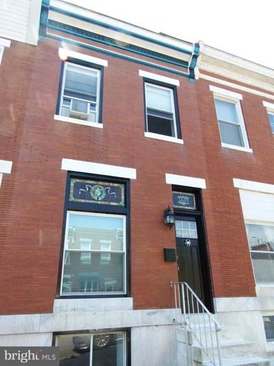 3805 Hudson Street, Baltimore, MD 21224 - #: MDBA500520