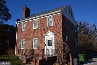 6707 Gist Avenue, Baltimore, MD 21215 - #: MDBA500588