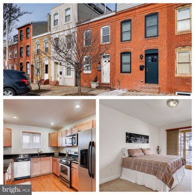 3114 Elliott Street, Baltimore, MD 21224 - #: MDBA500632