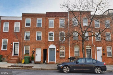 3017 Hudson Street, Baltimore, MD 21224 - #: MDBA500646