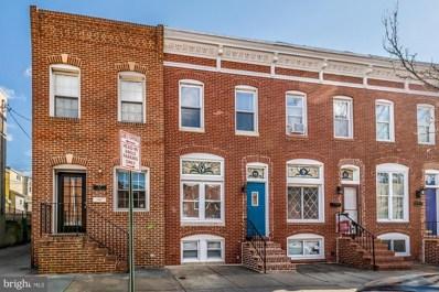 819 S Kenwood Avenue, Baltimore, MD 21224 - #: MDBA500662