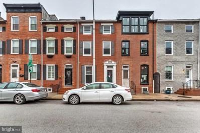 309 S Exeter Street, Baltimore, MD 21202 - #: MDBA500736