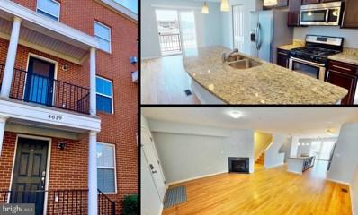 4619 Dillon Street, Baltimore, MD 21224 - #: MDBA500756