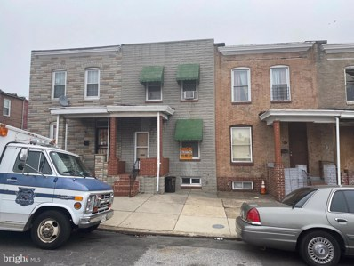 619 N East Avenue, Baltimore, MD 21205 - #: MDBA500776