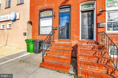 807 S Montford Avenue, Baltimore, MD 21224 - #: MDBA500812
