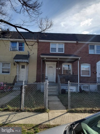 3707 10TH Street, Baltimore, MD 21225 - #: MDBA500832