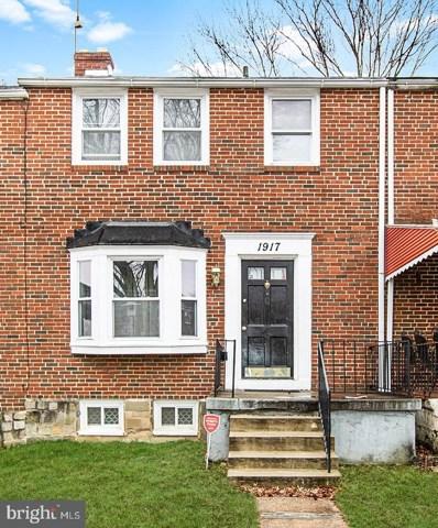 1917 Ramblewood Road, Baltimore, MD 21239 - #: MDBA500906