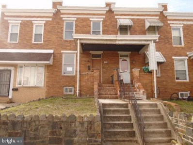 1934 Grinnalds Avenue, Baltimore, MD 21230 - #: MDBA500938