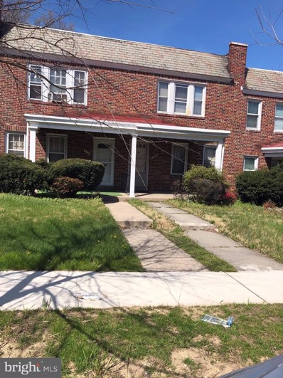 3012 Elgin Avenue, Baltimore, MD 21216 - #: MDBA501004