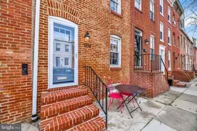 1516 William Street, Baltimore, MD 21230 - #: MDBA501040